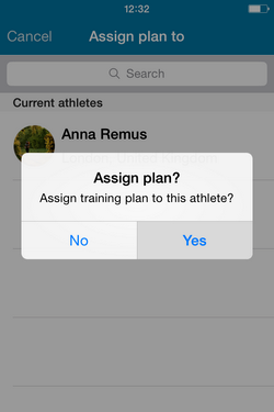 Coach Sportovia Tutorial Assign Plan